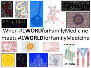 #1WordforfamilyMedicine